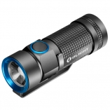 Фонарь Olight S mini Limited Titanium, радужный