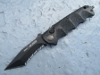 Нож Boker Plus Jim Wagner Reality Based Blade serrated (01BO051)