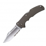 Нож Cold Steel Code 4 Clip Point Half Serrated 58TPCH