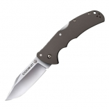 Нож Cold Steel Code-4 Clip Point Plain Edge 58TPC