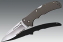 Нож Cold Steel Code 4 Spear Point Half Serrated 58TPSH