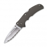 Нож Cold Steel Hold Out 1 Serrated 11HXLS
