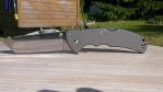 Нож Cold Steel Code 4 Tanto Point, 58TPCT