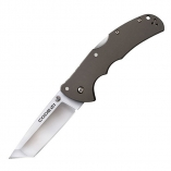 Нож Cold Steel Code 4 Tanto Point Plain Edge 58TPT