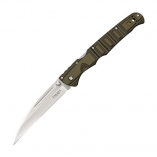 Нож Cold Steel Code 4 Tanto Point Serrated, 58TPCTS