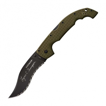 Нож Cold Steel Voyager Lynn Thompson Edition, 29UXV