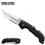 Нож Cold Steel Voyager Medium Tanto 50/50 Edge 29TMTH