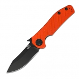 Нож Zero Tolerance 0630 Orange Black, 0630ORBLK